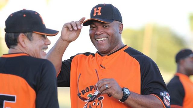 Beisbol, LMP: El manager Bronswell Patrick se unió a la pretemporada de Naranjeros