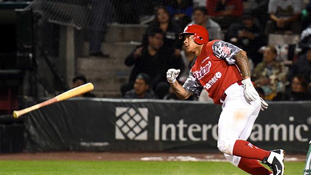 Beisbol, LMB: Choice lidera voltereta y Diablos se queda el primero ante Pericos