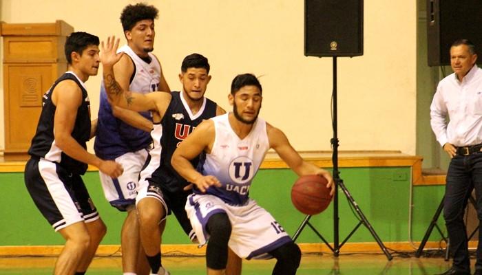 ABE, Baloncesto: Dorados se impone en casa