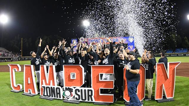 Beisbol, LMB: Oaxaca es el nuevo Campeón de la Zona Sur