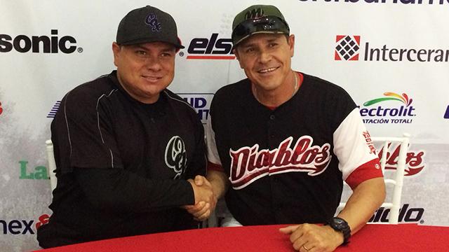 Beisbol, LMB: Junta de la LMB con managers y directivos de Guerreros y Diablos