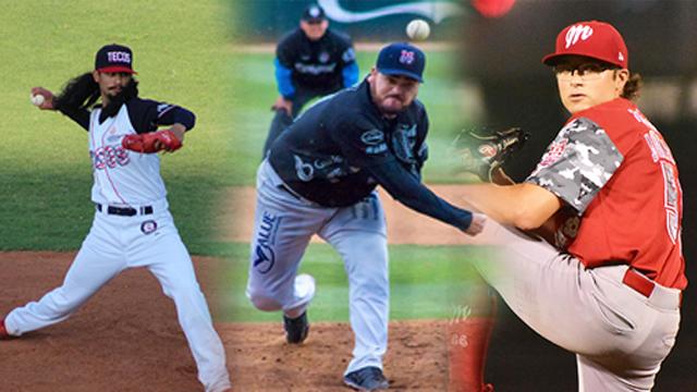 Beisbol, LMB: Marin, González y Johnson, líderes en victorias