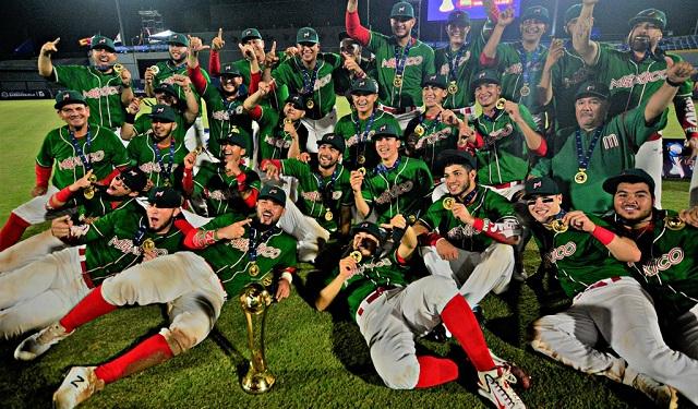 Beisbol, LMB: México, Campeón del Mundo U-23
