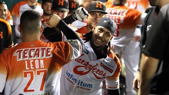 Beisbol, LMP: Castillo y Peguero conducen a los Naranjeros a la victoria