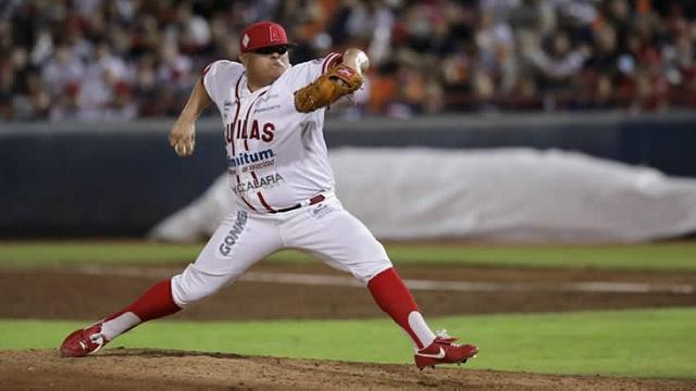 Beisbol, LMP: En noche ponchadora, Solano condujo al triunfo a los Águilas