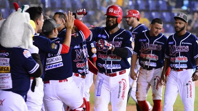 Beisbol, LMP: Home Run de Jovan Rosa le da la serie a Mayos