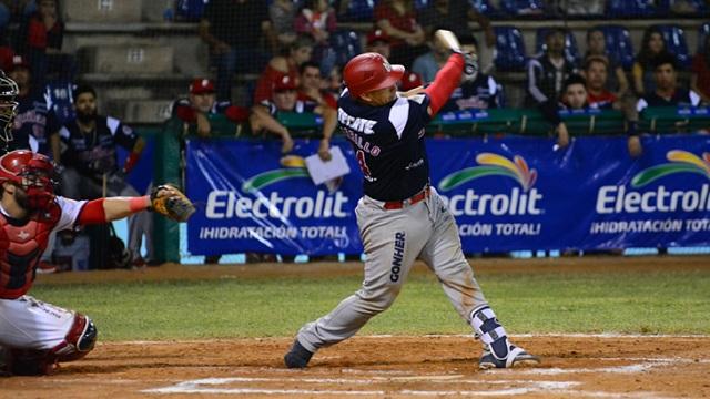 Beisbol, LMP: Águilas sacaron triunfo en entradas extra frente a Mayos