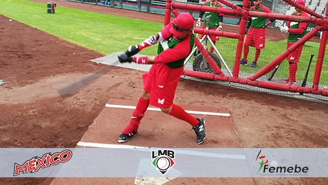 Beisbol, FEMEBE: Roster de México para la Copa Mundial Sub-23 2018