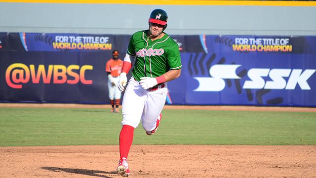Beisbol, LMB: México Sub-23 venció a Holanda y coloca su marca en 2-0