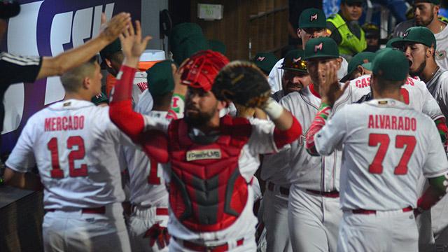 Beisbol, LMB: México sacó triunfo dramático a Colombia