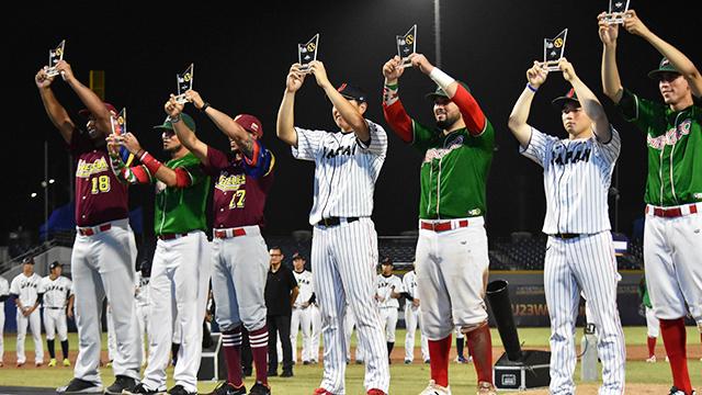 Beisbol, LMB: Obeso, Piña y Haro al Equipo Ideal del Mundial Sub-23
