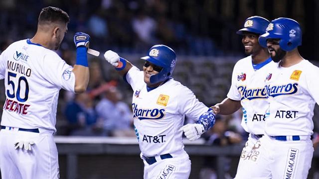 Beisbol, LMP: Noche del Manny y Amadeo para guiar el triunfo de Charros
