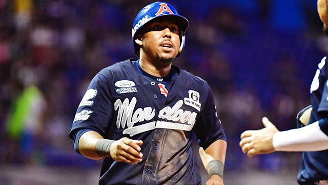 Beisbol, LMB: Francisco Peguero irrumpe en la #NovenaIdeal como Jardinero Izquierdo