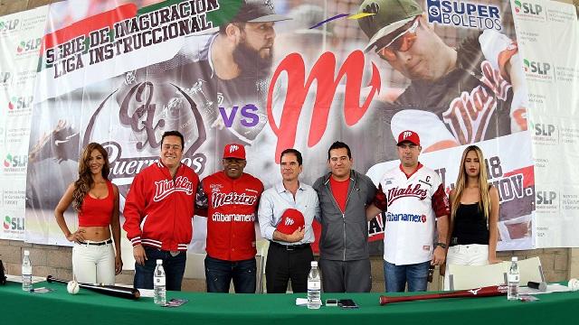 Beisbol, LMB: Todo listo para la Liga Instruccional MEX-OAX