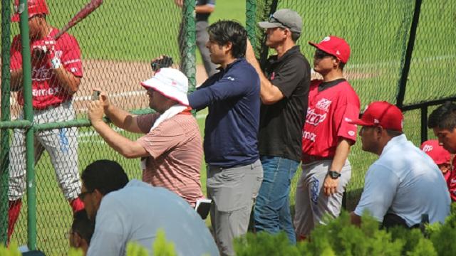Beisbol, LMB: Evalúan talento en el Centro de Alto Rendimiento