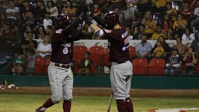 Beisbol, LMP: James Russell lució con su pitcheo y Tomateros aseguró la serie en Mexicali