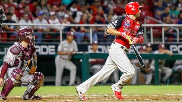 Beisbol, LMP: Alex Liddi decidió gran juego para los Venados