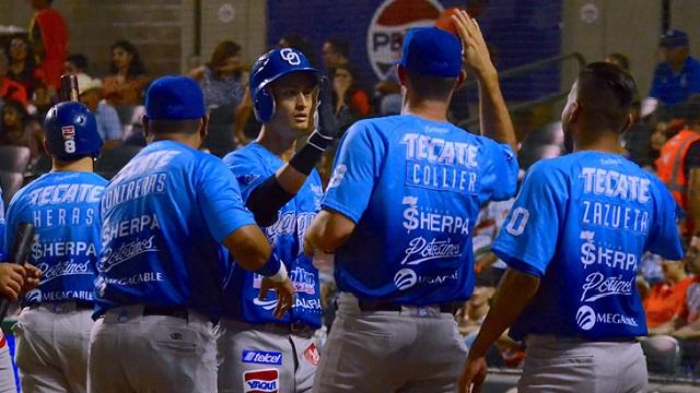 Beisbol, LMP: Yaquis le arrebata el juego y la serie a Naranjeros