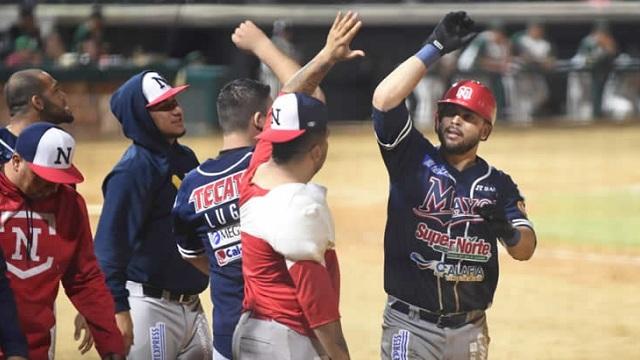 Beisbol, LMP: Triunfo para los Mayos en diez entradas