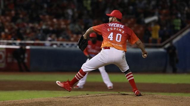 Beisbol, LMP: Águilas repiten triunfo sobre Charros y por blanqueada