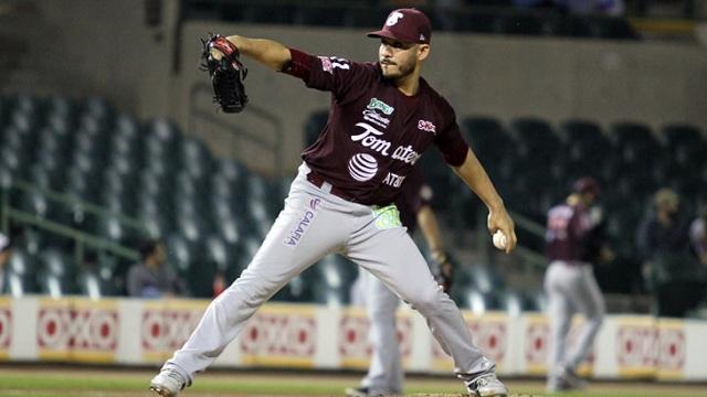 Beisbol, LMP: Tomateros se queda el primero, Héctor Daniel Rodríguez llegó a 500 ponches