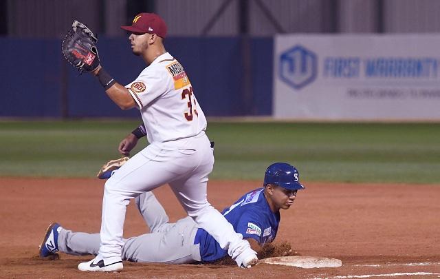 Beisbol, LBPRC: Los Indios dominan a los Cangrejeros por partida doble