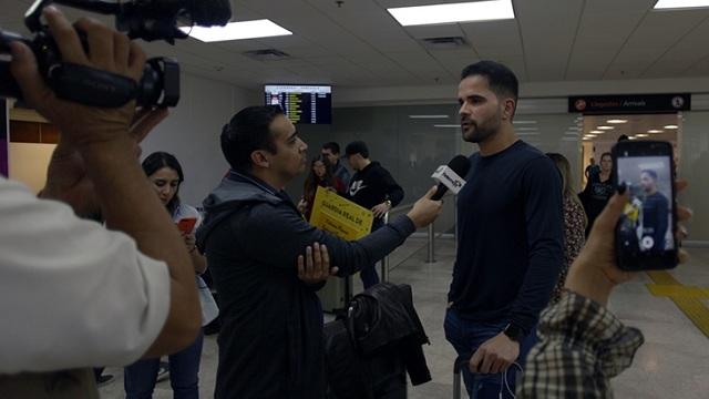 Beisbol, LMP: Jaime García llegó a Hermosillo para unirse a Naranjeros