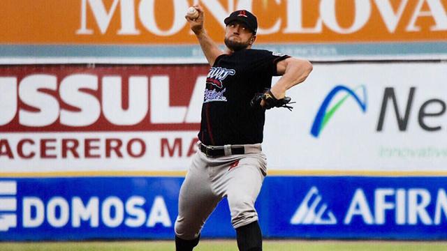 Beisbol, LMB: Mitch Lively se unirá a Toros de Tijuana en 2019