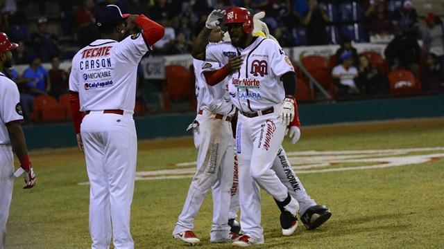 Beisbol, LMP: Mayos se llevan dramático tercer juego de la serie ante Yaquis