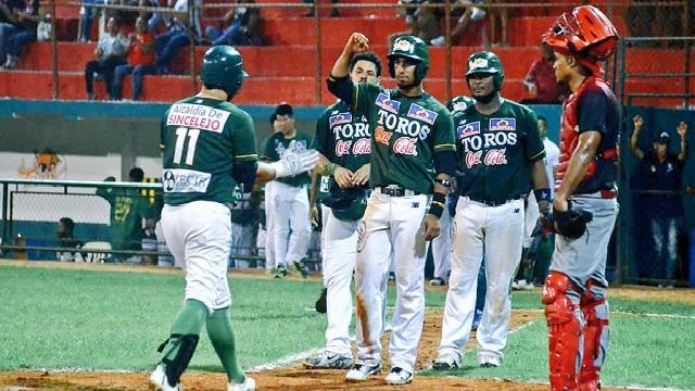 Beisbol, LCBP: López y Marval cornean a los Tigres