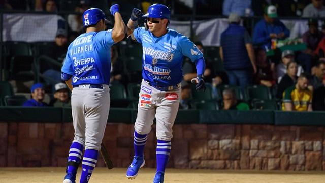 Beisbol, LMP: Yaquis triunfan ante Cañeros a base de poder