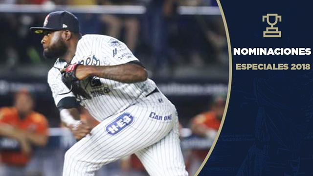 Beisbol, LMB: Wirfin Obispo es nombrado como Relevista del Año