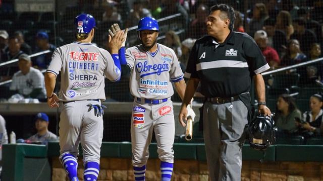 Beisbol, LMP: Los Yaquis construyeron triunfo sobre Cañeros