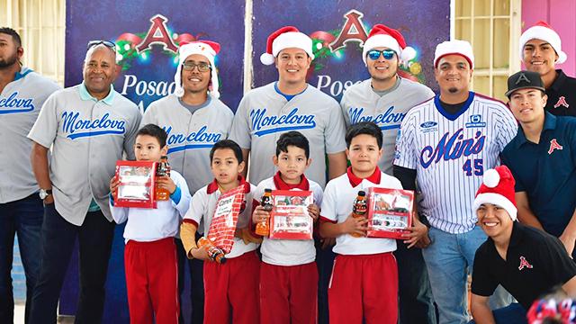 Beisbol, LMB: Acereros celebró su Posada Azul