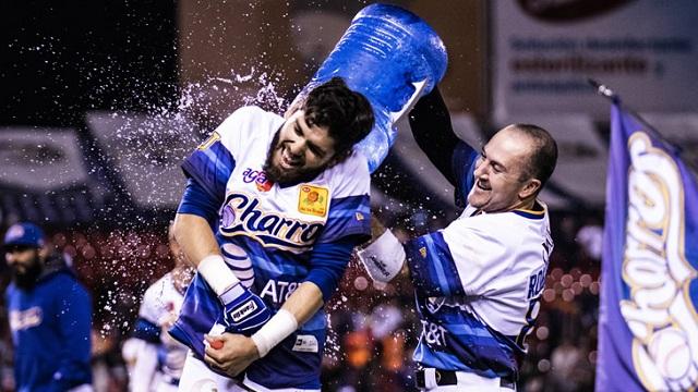 Beisbol, LMP: Los Charros aprovecharon error y ganan en la novena entrada