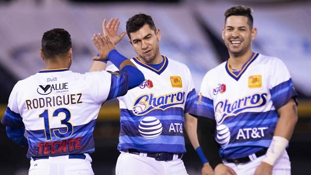 Beisbol, LMP: Charros rescató el triunfo con rally en la séptima ante Tomateros