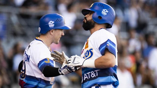Beisbol, LMP: Charros viene de atrás para quedarse la serie ante los Águilas