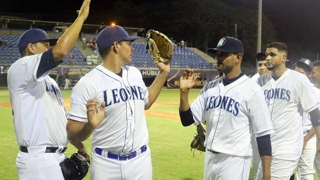 Beisbol, LCBP: Torres, Ávila y Leonora jonronean y Leones venció a Caimanes