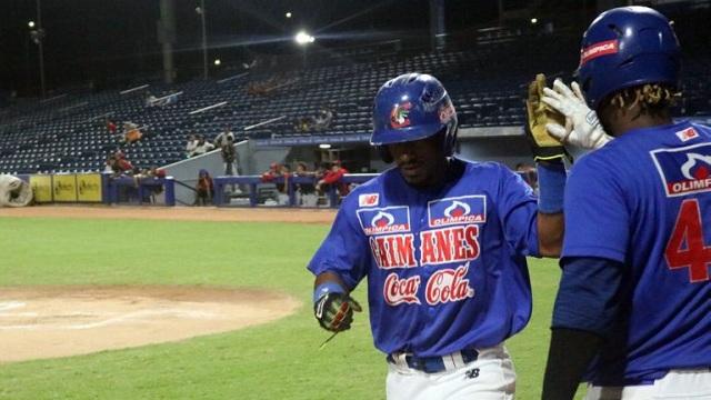 Beisbol, LCBP: Caimanes se vengó de Leones y quiere las 30 victorias