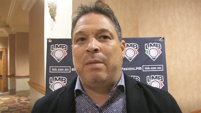 Beisbol, LMB: David Cortés habla del nuevo manager de Leones de Yucatán