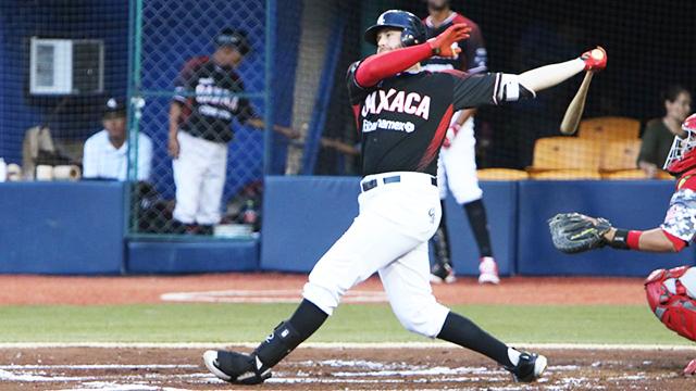 Beisbol, LMB: El cañonero Dustin Geiger arriba a Yucatán