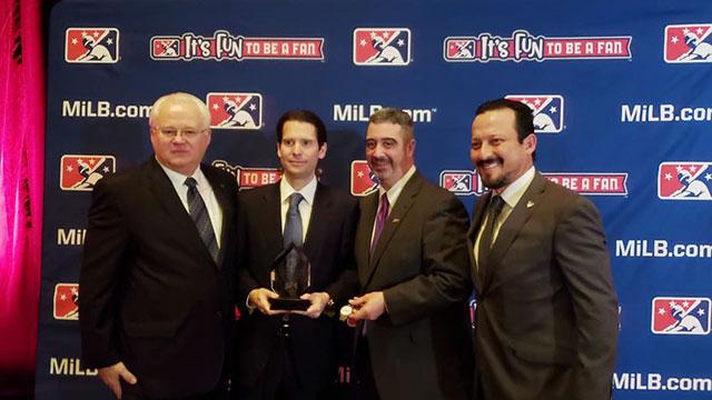 Beisbol, LMB: Jesús Dionisio González, Ejecutivo del Año 2018