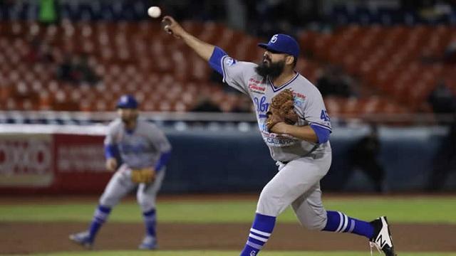 """Beisbol, LMP: Yaquis se llevó el primero de la serie en el """"Nido"""""""