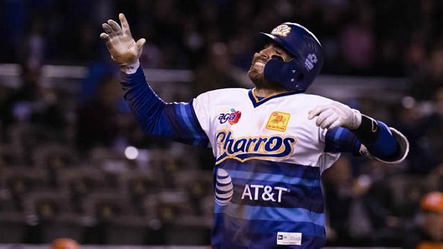 Beisbol, LMP: Charros construyó triunfo ante Naranjeros en la quinta entrada