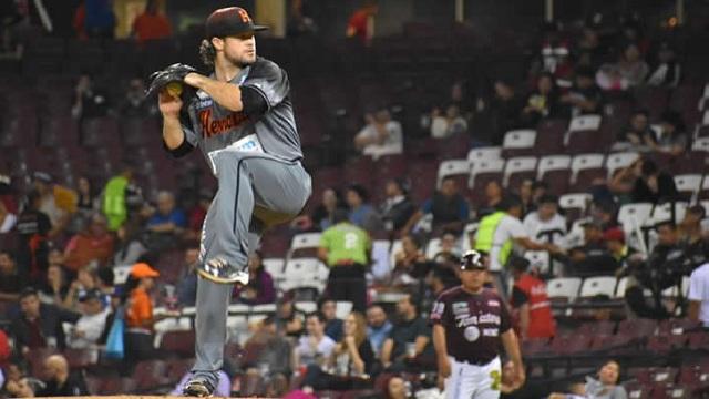 Beisbol, LMP: Naranjeros amarran la serie con Dennis O'Grady