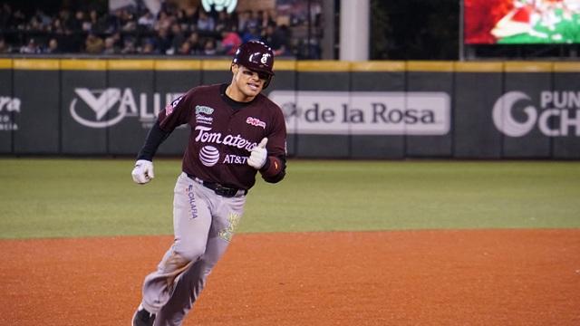 Beisbol, LMP: Triunfo de Tomateros sobre Charros en diez entradas
