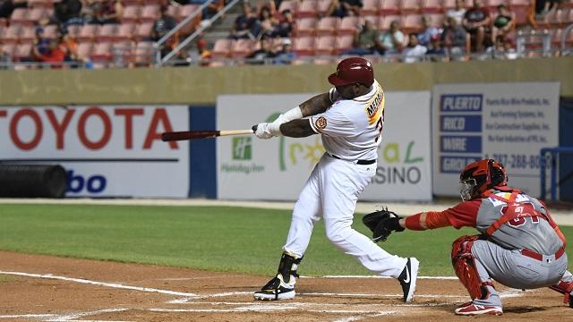 Beisbol, LBPRC: Kennys Vargas es el Jugador Más Valioso del torneo