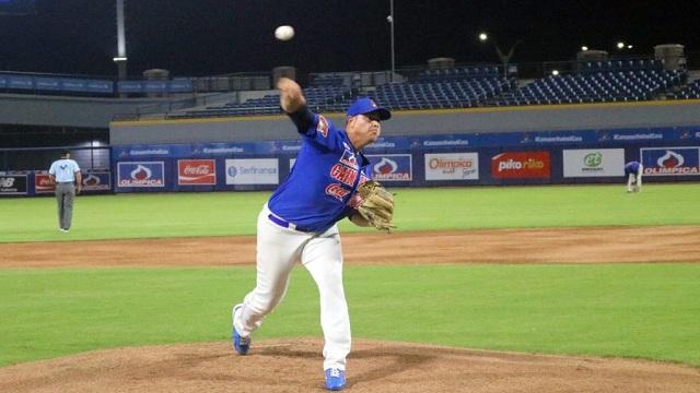 Beisbol, LCBP: Yorfrank López domó a los Leones