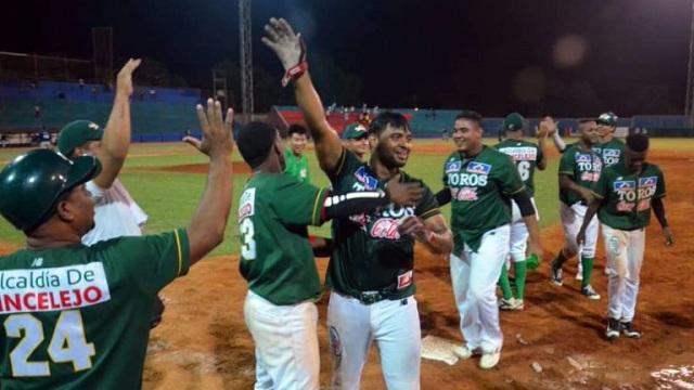 Beisbol, LCBP: Toros barrió a Leones en la doble cartelera