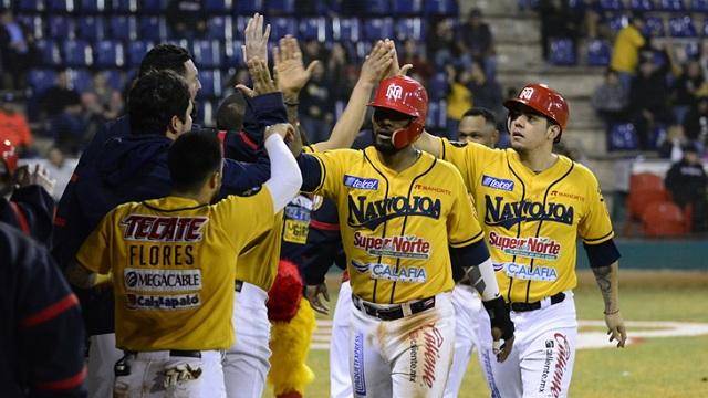 Beisbol, LMP: Los Mayos armaron su triunfo en la quinta entrada